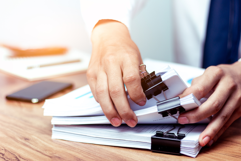 CESU Contrat de travail